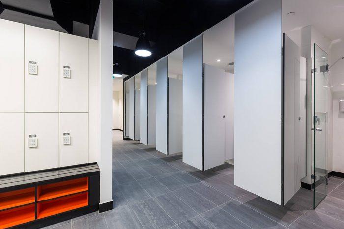 interior electric 580 George Street Sydney fitout